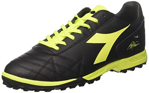 Diadora M.Winner RB R TF, Zapatillas de Fútbol para Hombre, Negro (