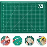 """Self Healing Sewing Mat, Anezus 12"""" x 18"""" Rotary Cutting Mat Double Sided 5-Ply Craft Cutting Board for Sewing Crafts Hobby F"""