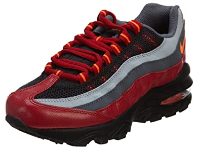 huge selection of 59d41 9bba5 nike AIR MAX 95 ESSENTIAL air max 95 rouge junior