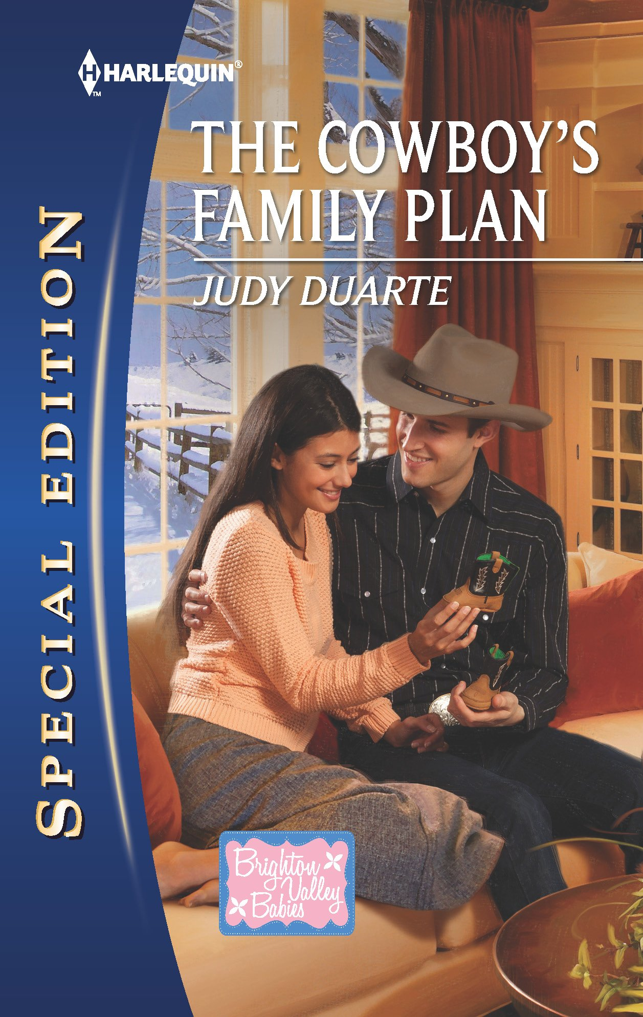 The Cowboy's Family Plan (Harlequin Special Edition / Brighton Valley Babies) pdf