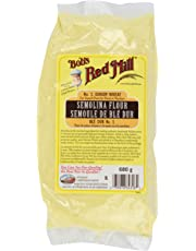 Bob's Red Mill Semolina Pasta Flour, 680 gm