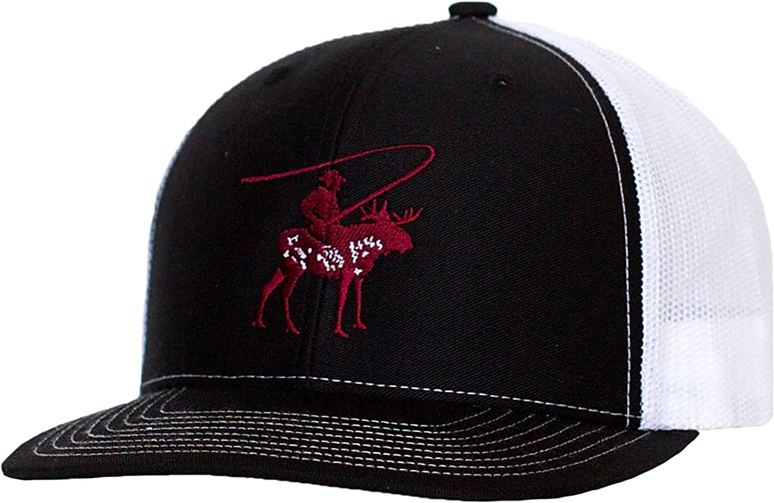 c5d1cc996 Trucker Hat – Extraordinary Man - Moose Fishing Adventure Series