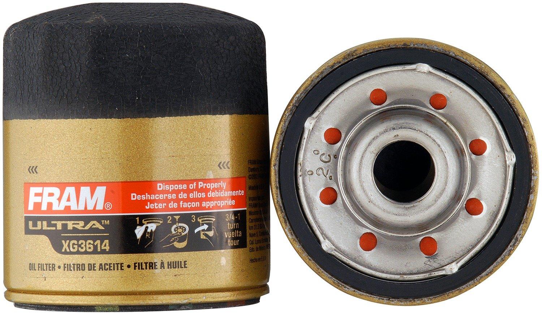 FRAM XG3614 Spin-On Ultra S/G Oil Filter by Fram