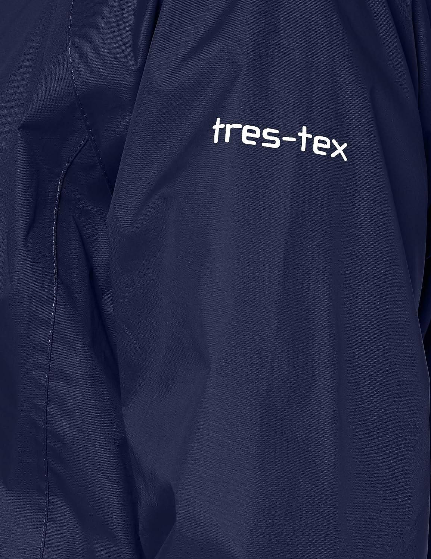Trespass Qikpac FemaleJacket Kompakt Zusammenrollbare Wasserdichte Regenjacke Wetterjacke  f/ür Damen, Funktionsjacke