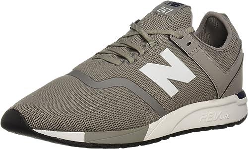 New Balance Herren 247v1 Sneaker, blau