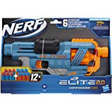 Nerf Elite 2.0 Commander RD-6 Dart Tabancası
