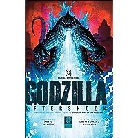 Godzilla Aftershock Variant: Exclusive Art Adams Cover