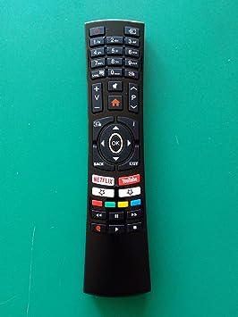 Mando a Distancia Original para Smart TV QILIVE: Amazon.es ...