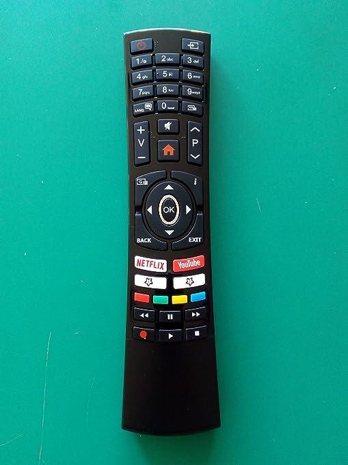 Mando a distancia original para Smart TV QILIVE: Amazon.es: Electrónica
