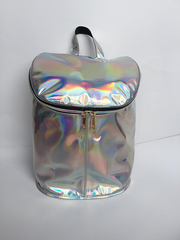 6f30b2742f flada ragazza e ragazzo come ologramma tpu una borsa da viaggio zaino  frammento scuola forma sacchi: Amazon.it: Valigeria