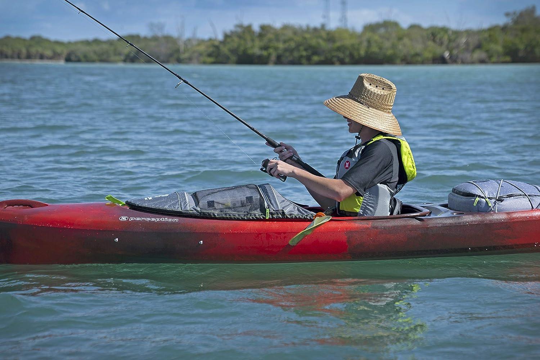 P12-P13 Size Grey Perception Kayaks Sun Shield for Sit-Inside Kayaks