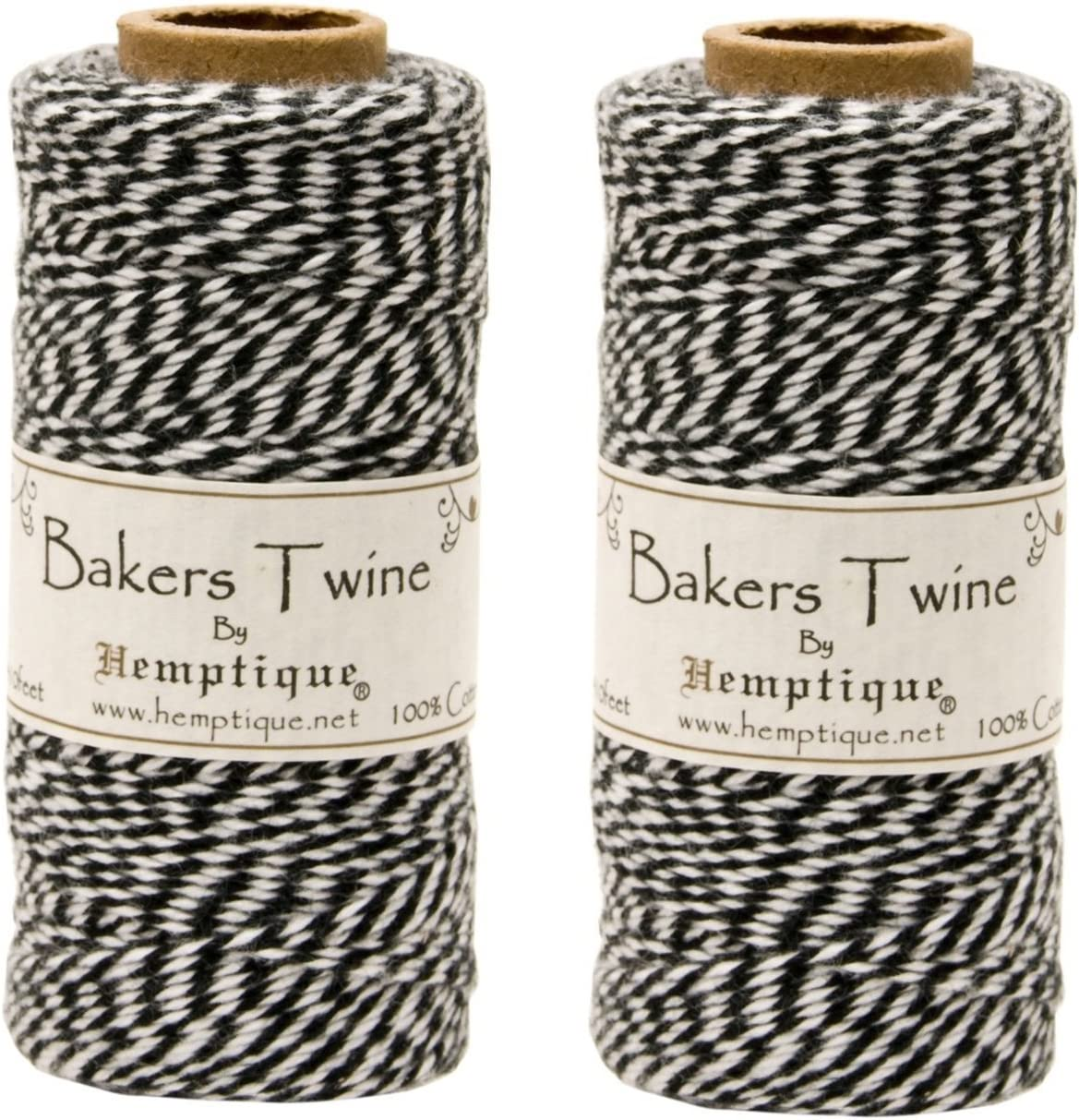 Cotton Bakers Twine Spool 2 Ply 410//Pkg-Red
