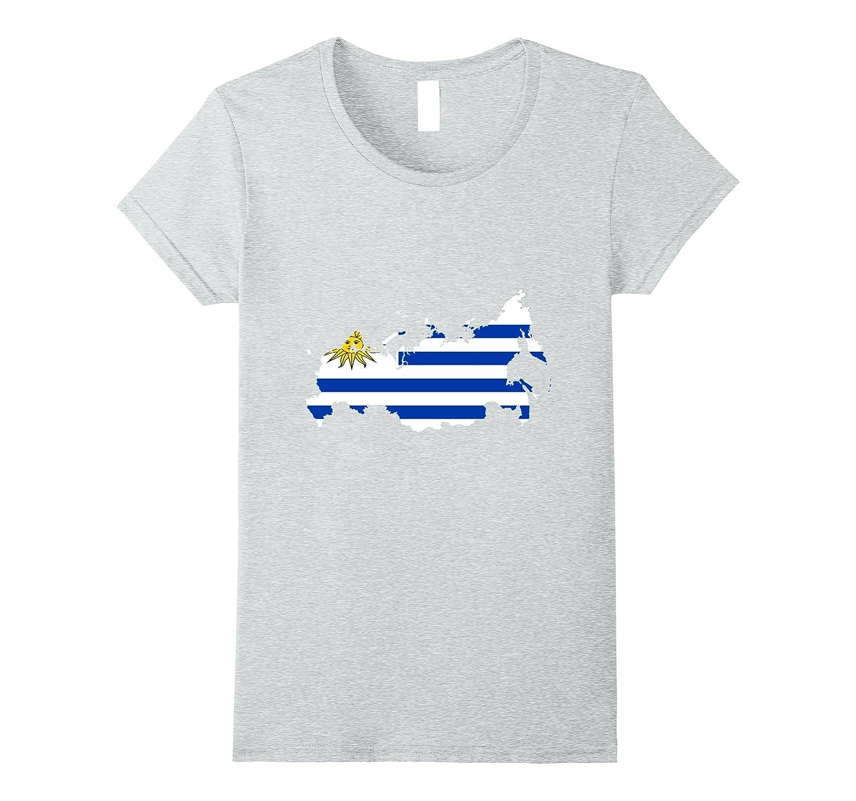 Uruguay Soccer Shirt Uruguayan Russian-Awarplus