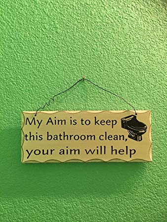 Decorative Wall Plaques For Bathroom