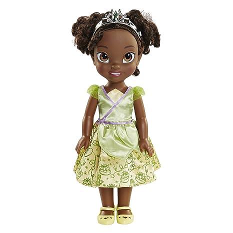 Amazon disney princess tiana toddler doll toys games disney princess tiana toddler doll altavistaventures Choice Image
