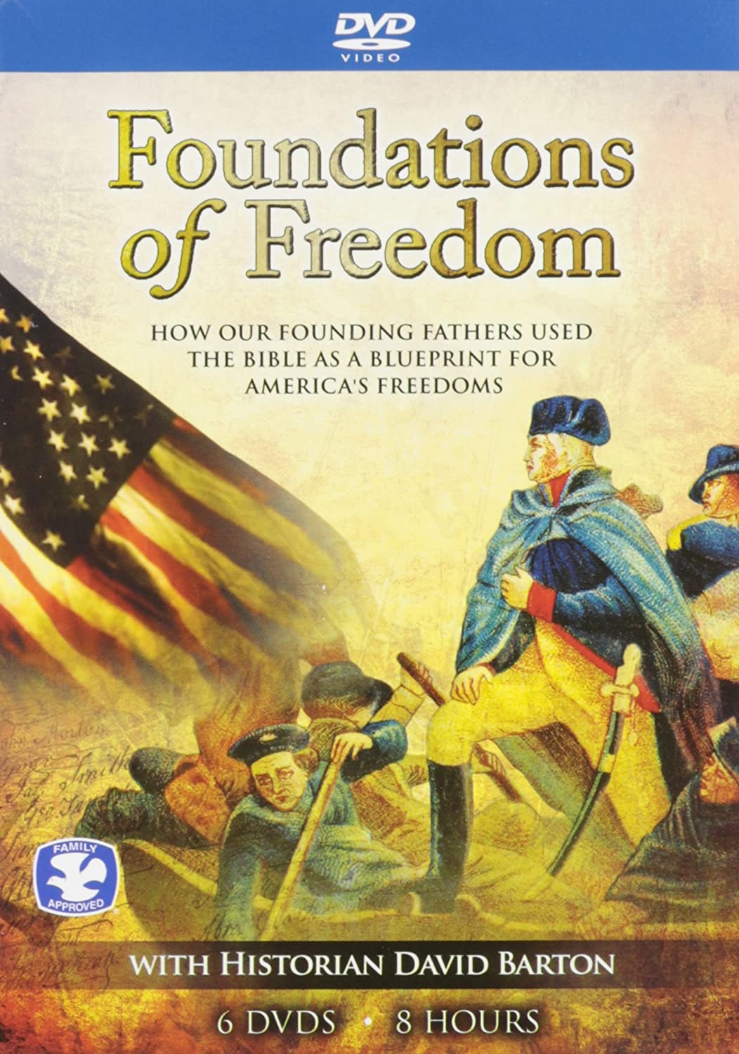 Amazon com: Foundations of Freedom: David Barton, Michele