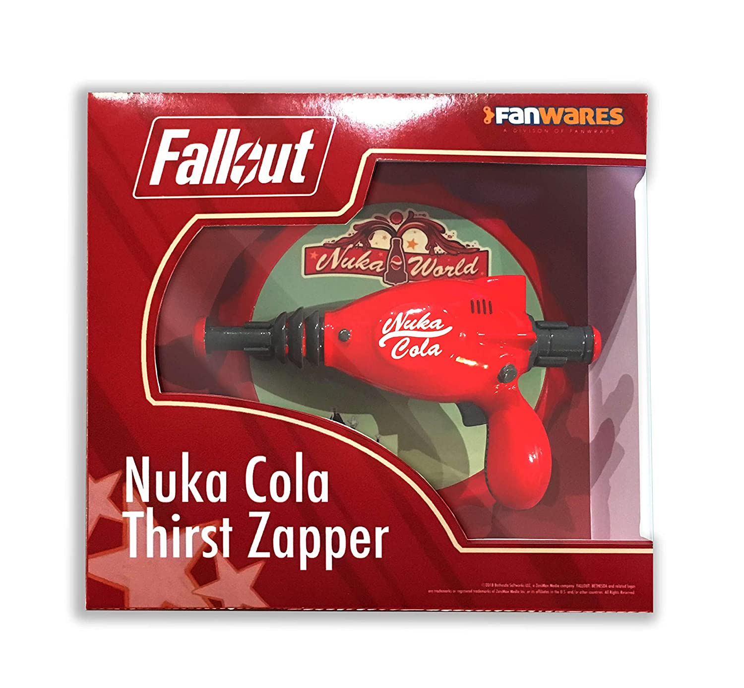 Fallout 4 Nuka Cola Thirst Zapper Wall Armoury Accessory (PS4/Xbox One/PC) FanWare ROV-ZAPPER