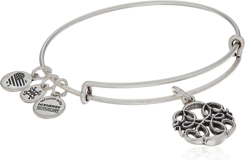 Alex and ANI Path of Life IV Bangle Bracelet