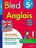 Cahier Bled - Anglais 5e - Nouveau programme 2016