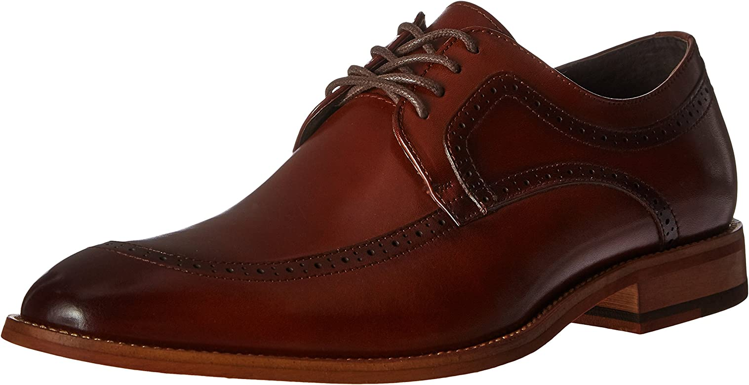 2abe5e9833f Men's Dwight Moc-Toe Lace-Up Oxford