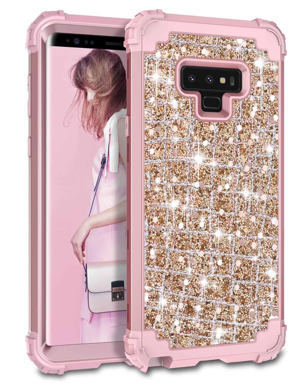 Funda Para Samsung Note 9 Glitter Hekodonk (7g7bs477)