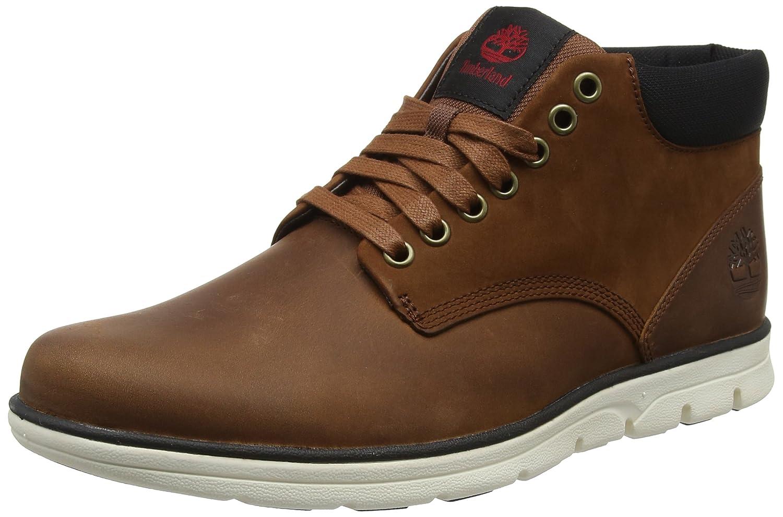 Timberland Bradstreet Leather Sensorflex, Botas Chukka para Hombre A13EE M