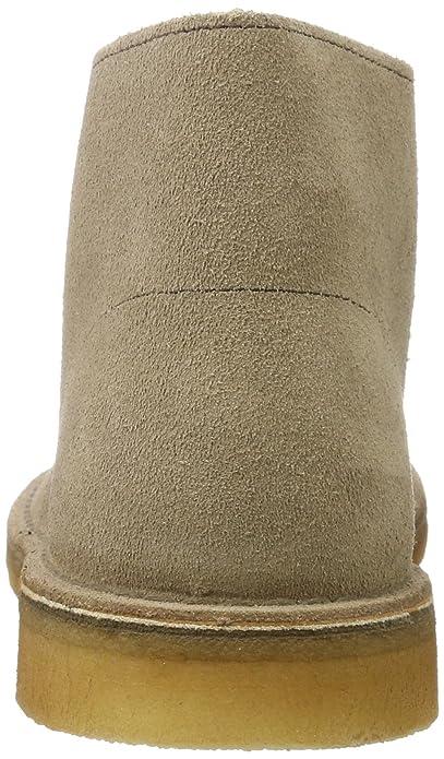meet 581c3 ab2d8 Clarks Originals Men s Desert Boot Derbys  Amazon.co.uk  Shoes   Bags
