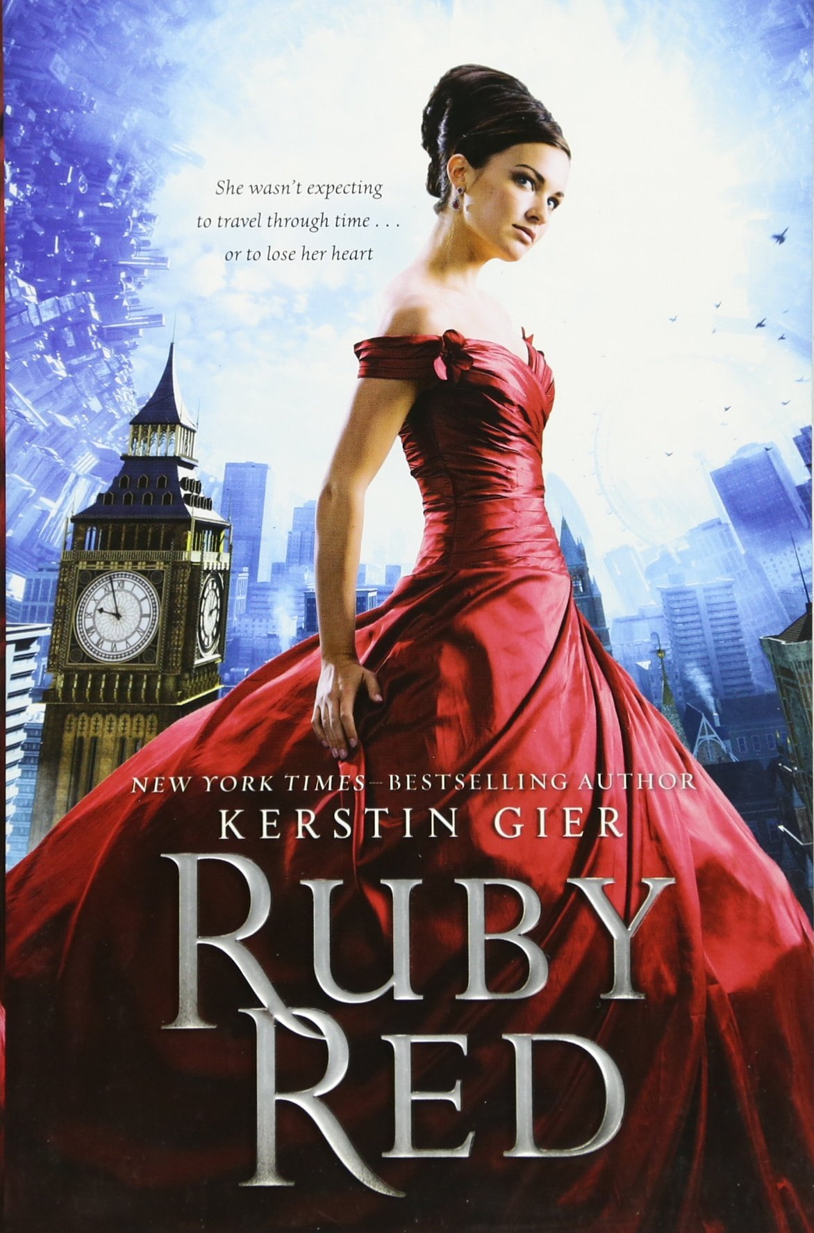 Ruby Red (the Ruby Red Trilogy): Kerstin Gier, Anthea Bell: 9780312551513:  Amazon: Books