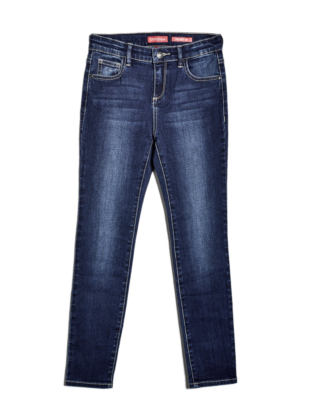 GUESS Factory Cammie High-Rise Skinny Jeans (7-16)