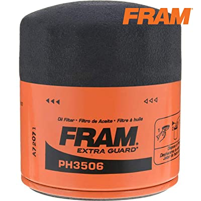 FRAM PH3506 Extra Guard Passenger Car Spin-On Oil Filter: Automotive