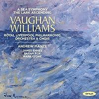 Vaughan Williams: A Sea Symphony/The Lark Ascending