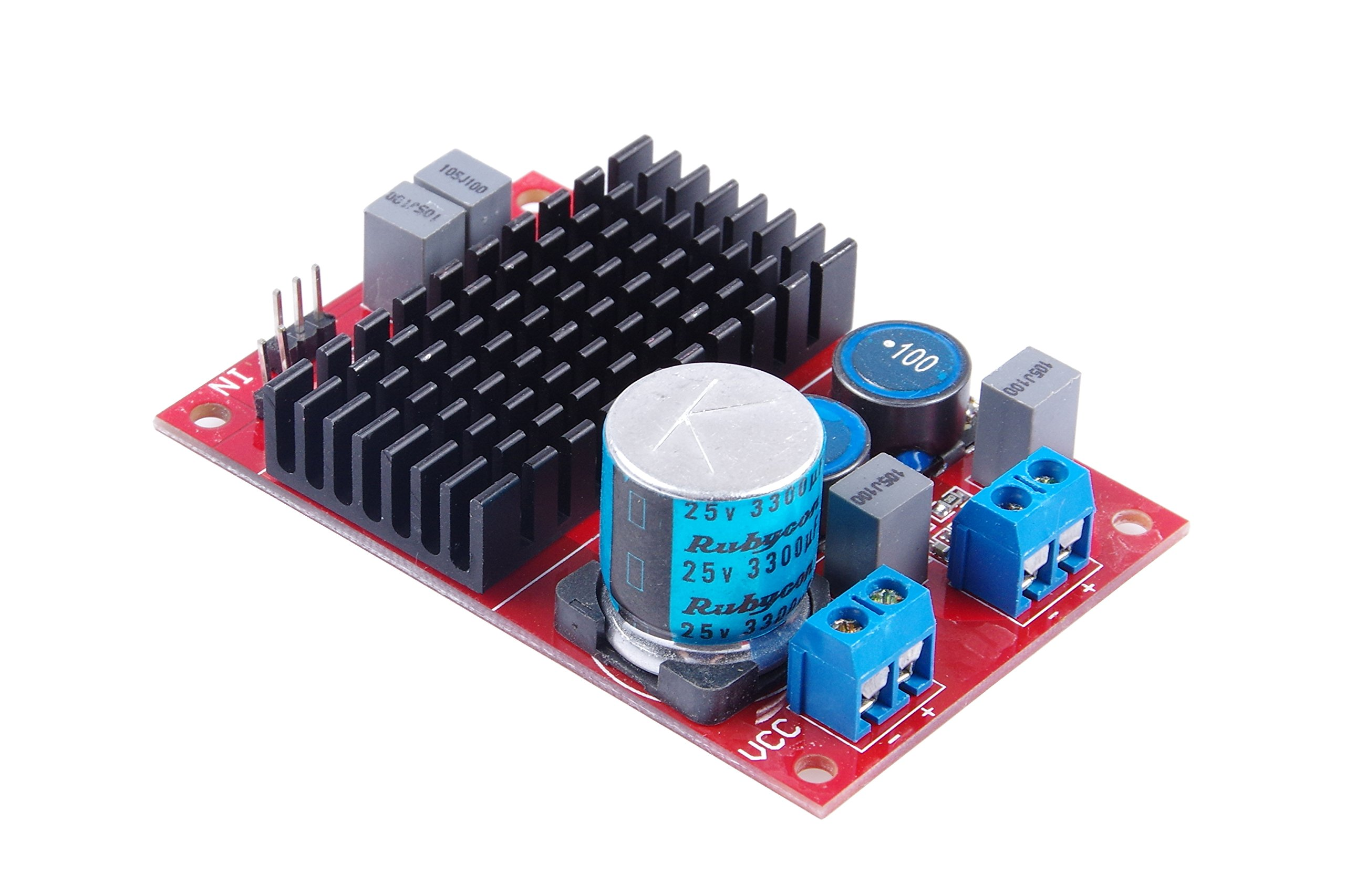 KNACRO TPA3116 Digital Power Amplifier Board Mono BTL Output Maximum Power 100W DC12-24V