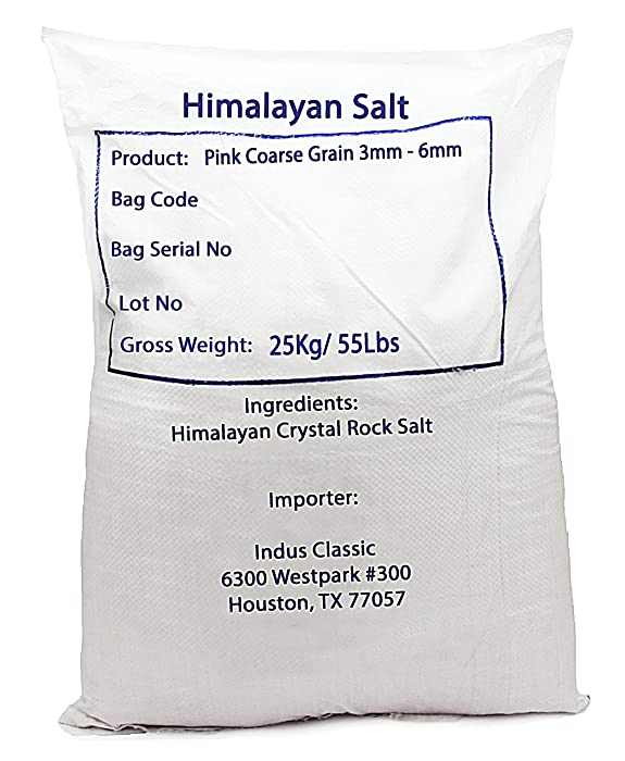 Top 10 Pink Salt Food Grade Coarse