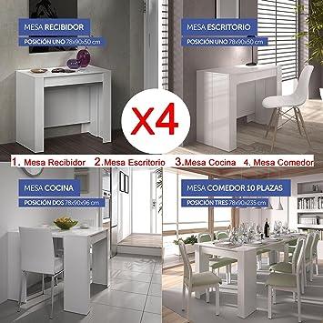 Hogar Decora Mesa de comedor + Mesa Cocina + Consola, todo ...