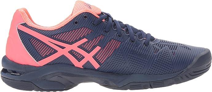 00367482442 Women's GEL-Solution Speed 3 Tennis Shoe