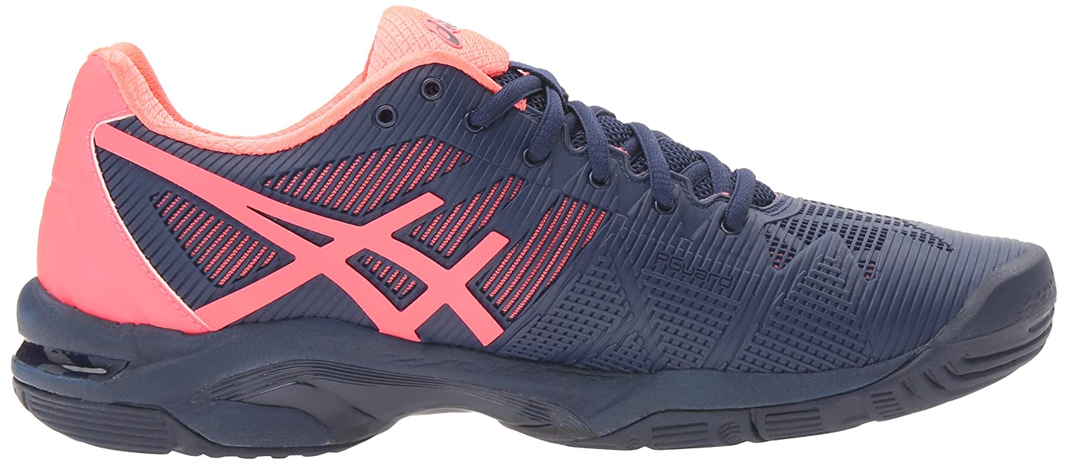 ASICS Women's Gel-Solution Speed 3 B(M) Tennis Shoe B01H319NZ6 7.5 B(M) 3 US|Indigo Blue/Diva Pink 1e6087