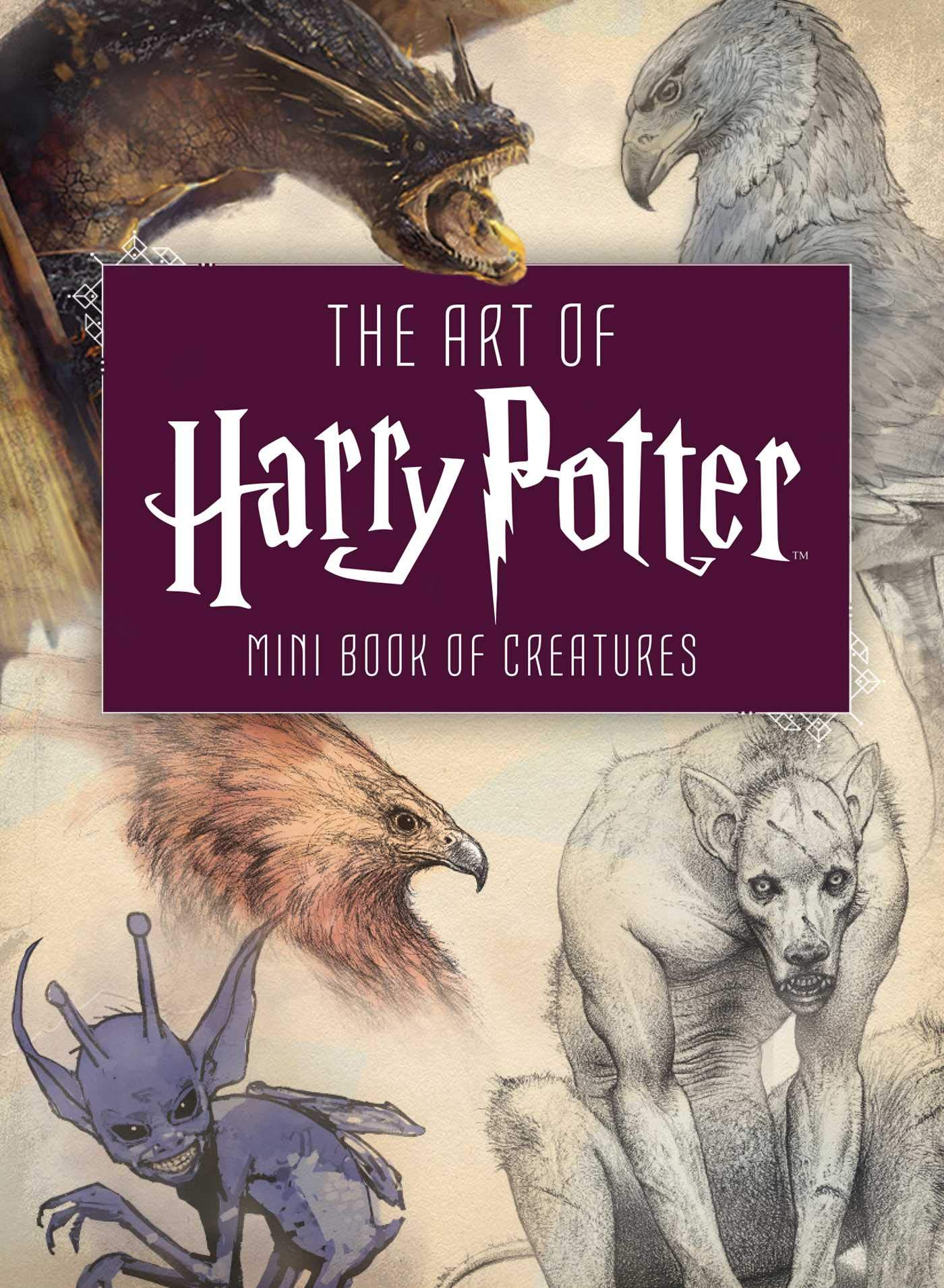 The Art of Harry Potter: Mini Book of Creatures Mini Books: Amazon.es:  Insight Editions: Libros en idiomas extranjeros
