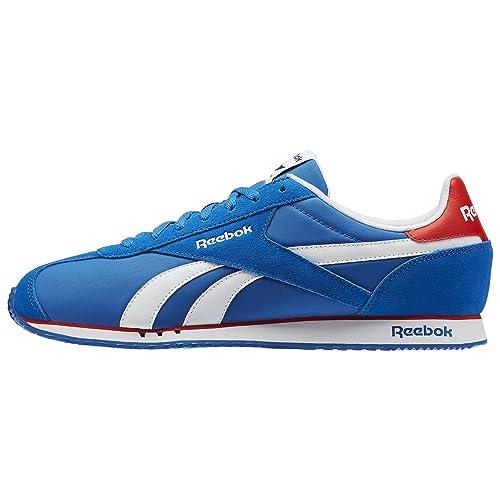 Reebok Royal Alperez Dash, Zapatillas de Deporte para Hombre, Azul (Blue  Sport/