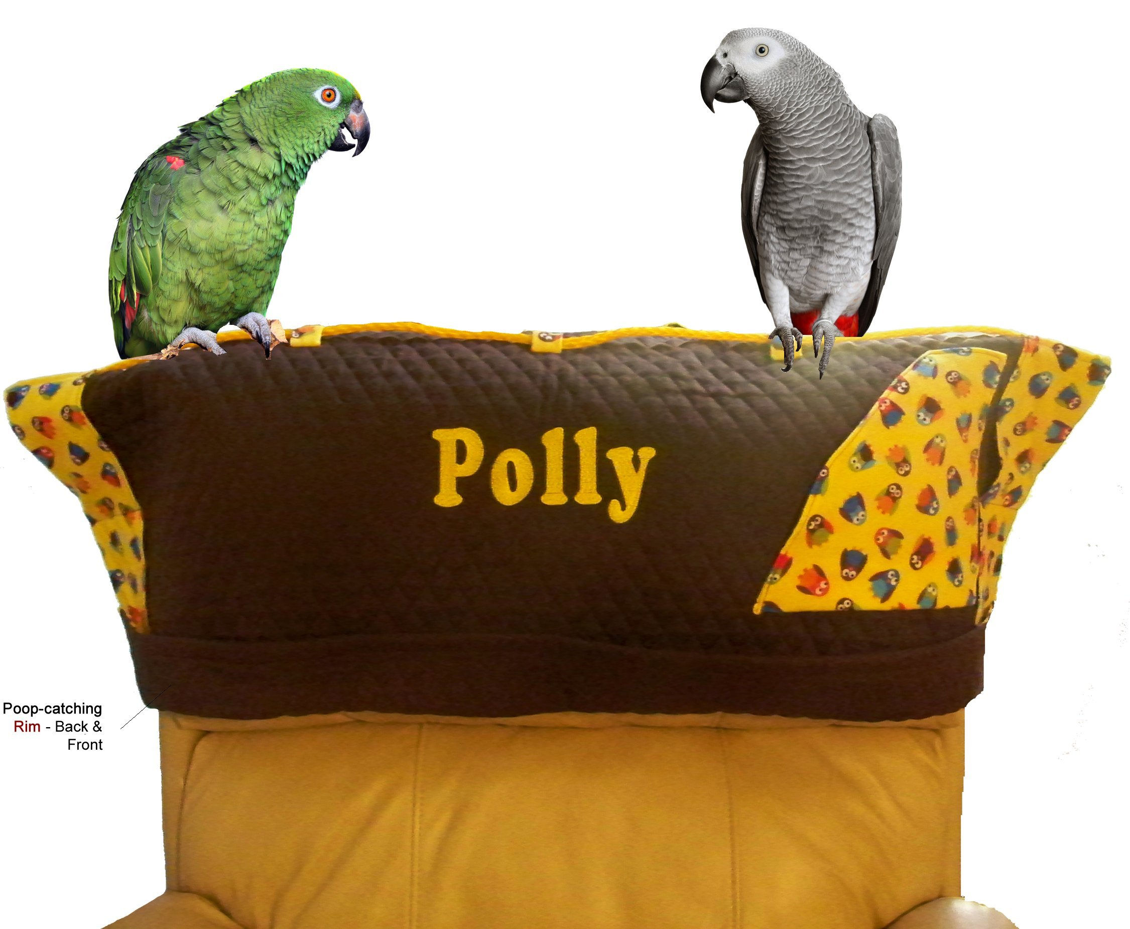 """Polly's Favorite """"Snooze & Play"""" Arm Chair Play Gym and Protective Cover (Burgundy)"""