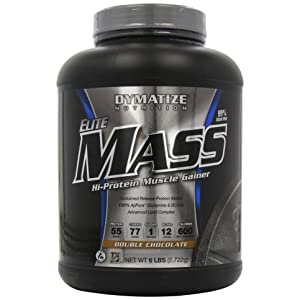 Dymatize Elite Mass Hi-Protein Muscle Gainer