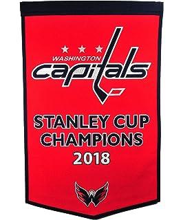 360b57ffcb4 Amazon.com   WinCraft Washington Capitals Stanley Cup 2018 NHL ...