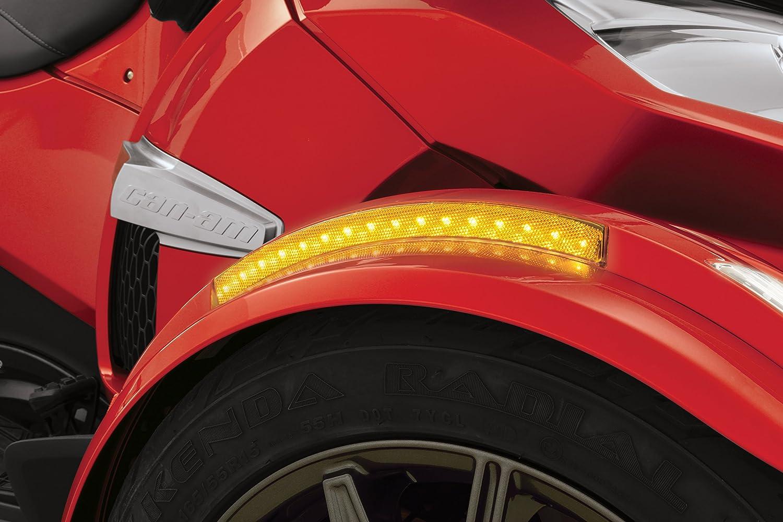 Show Chrome Accessories 41-173 Front Fender LED Light