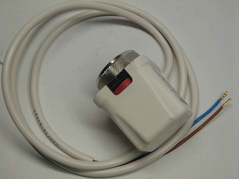 Watts Servomoteur é lectrique Entraî nement thermique 22 cx230nc2 230 V Watts Industries