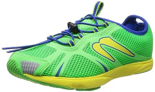 Zapatillas Newton Tri Racer Verde/Amarillo: Amazon.es: Zapatos y complementos