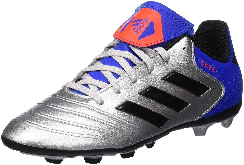Adidas Jungen Copa 18.4 Fxg J Fußballschuhe, Schwarz Rot   Weiß