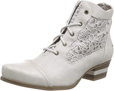 Boot with Embroidery Womens Ankle Boots
