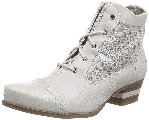 5b049aa0bacd75 Mustang Damen 1187-501 Combat Boots  Amazon.de  Schuhe   Handtaschen