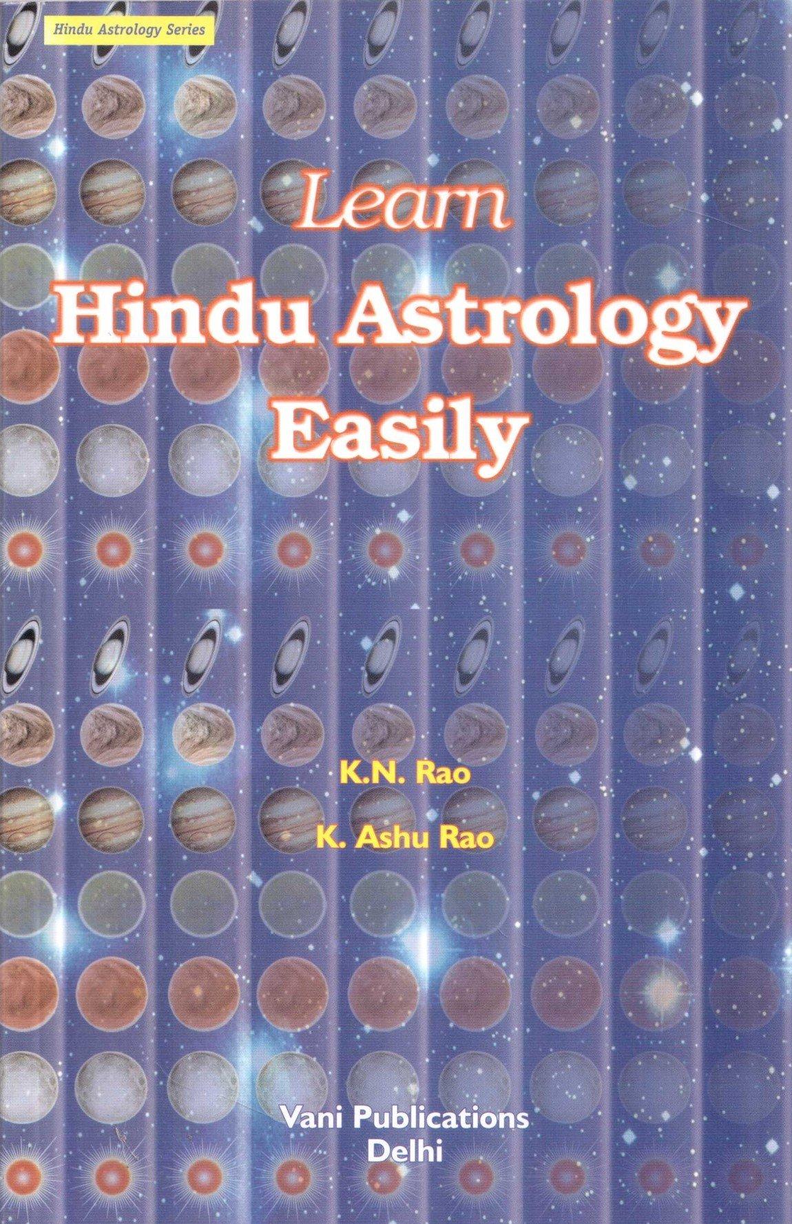 learn hindu astrology easily (k.n. rao) pdf download