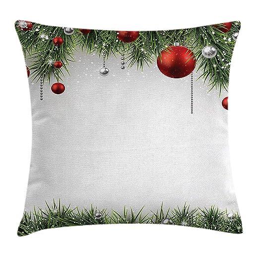 Funda de cojín de Navidad Throw Pillow, Adornos y Adornos ...