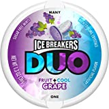 Ice Breakers Duo Fruit Plus Cool Mints, 1.30 Ounce (Pack of 8)